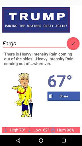 Trump The Weather