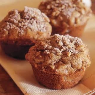 Vanilla-Pear Muffins.
