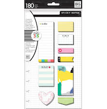 Me & My Big Ideas Happy Planner Sticky Notes 180/Pkg - Teacher