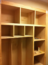 Photo: Cabinets completely faced
