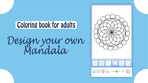 Coloring Book for Adults filehippodl screenshot 8