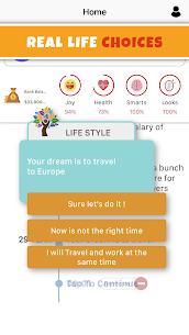 Simulife Life Simulator Games Mod Premium Features Unlock 5