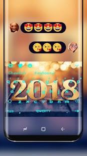 Klávesnice 3D 2018 - náhled