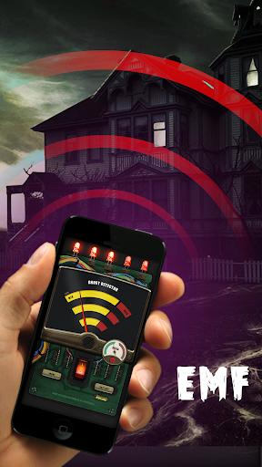 Ghost Detector - EM4 Sensor Radar for Pranks screenshot 6