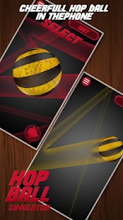 Hop Ball Simulator - náhled
