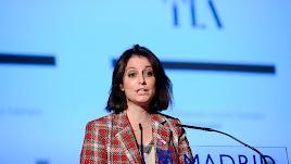 La delegada de Cultura, Turismo y Deporte de Madrid, Andrea Levy.