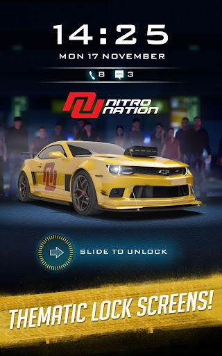 Nitro Nation Racing Launcher for PC