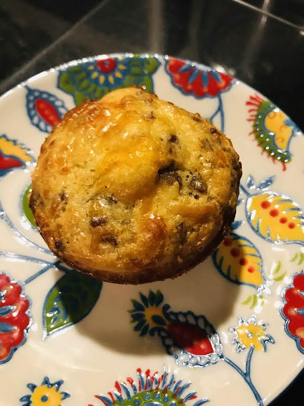 Maple Sausage And Cheese Muffins Recipe