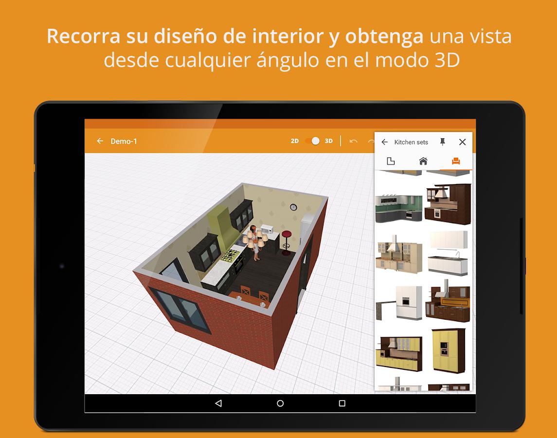 Dise O De Cocina Aplicaciones Android En Google Play ~ Programa Para Diseñar Cocinas Gratis