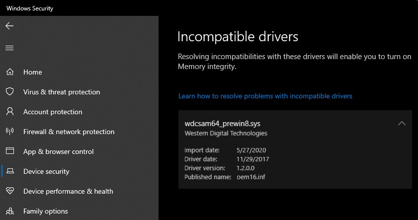 How To Fix Driver WUDFRd Failed To Load - Update the incompatible drivers