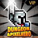 Dungeon X Pixel Hero VIP icon