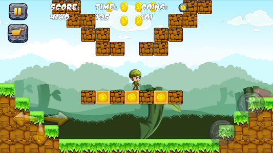 Amazing World of Commando screenshot 18