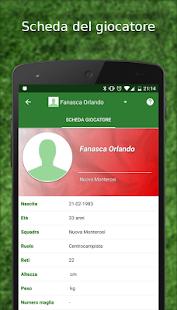 App Tuttocampo - Calcio APK for Windows Phone