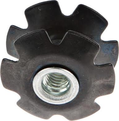 """Aheadset Starnut for 1-1/8"""" Steel and Aluminum Steerer Tubes alternate image 1"""