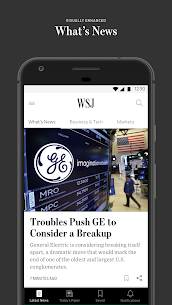 The Wall Street Journal Mod Apk v4.29.0.3 (Subscribed) 1