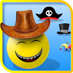 Funny Hats Photo Editor Icon