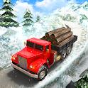 Cargo Transport Truck Driver icon