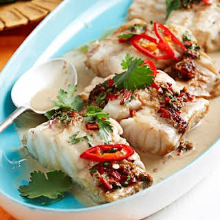 Coconut Sauce Fish Recipes.