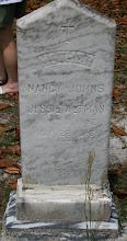 Photo: Nancy Johns Altman daughter of Riley Johns and Sarah Leigh / Wife of Jesse Altman