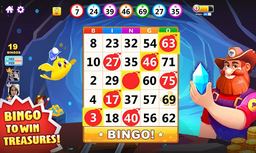 Bingo: Lucky Bingo Games Free to Play at Home apkmr screenshots 2