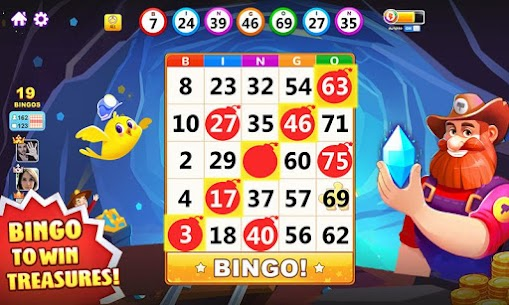 Bingo: Lucky Bingo Games Free to Play at Home 3