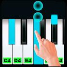 惊人的钢琴 icon