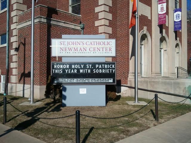 Призыв католического центра
