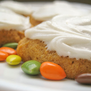 Pumpkin (Walnut) Cookies