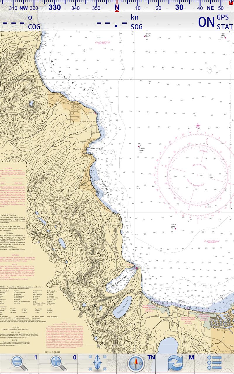 Marine Navigator Screenshot 14