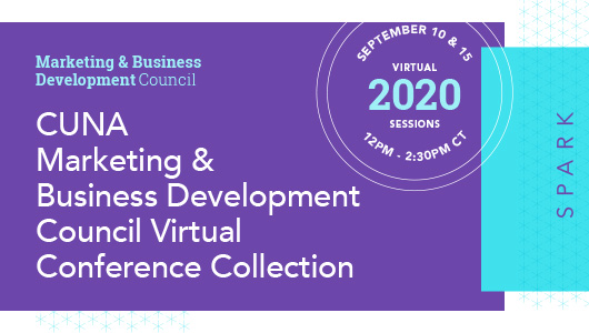 CUNA Marketing & Business Development Council Virtual Conference Collection