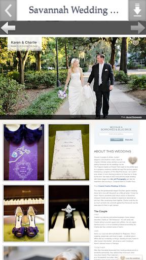 Savannah Wedding Planner