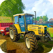 App Tractor Trolley Real Farming Tractor 3D APK for Windows Phone
