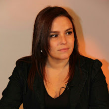 Photo: En plena entrevista