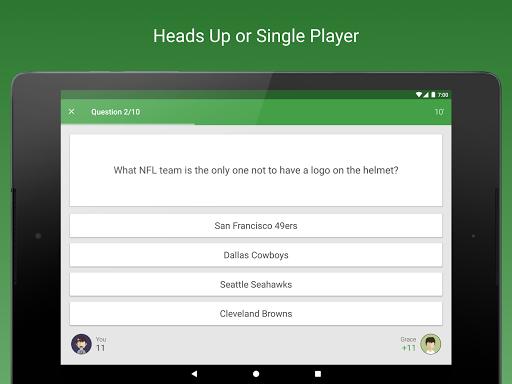 Sports Fan Quiz - NFL, NBA, MLB, NHL, FIFA + 3.1.4 DreamHackers 6
