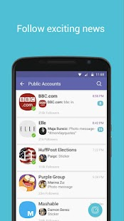 Viber Messenger – miniaturescreenshot
