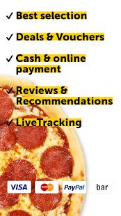 pizza.de - order food online Screenshot 8