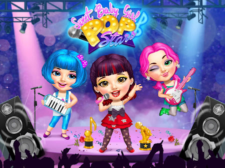 Sweet Baby Girl Pop Stars 1.0.61 screenshot 634870