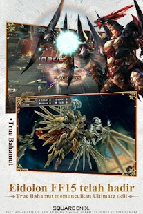 FINAL FANTASY AWAKENING: 3D ARPG Lisensi Resmi SE Screenshot