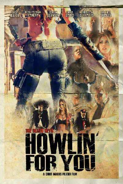 Howlin' for You, 2011, movie, poster