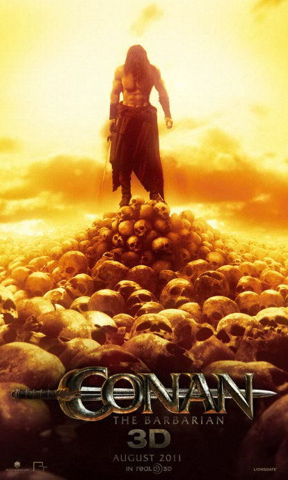 Conan, 2011, movie, poster