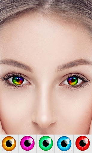 Image of Eye Color Changer - Change Eye Colour Photo Editor 11.2 1