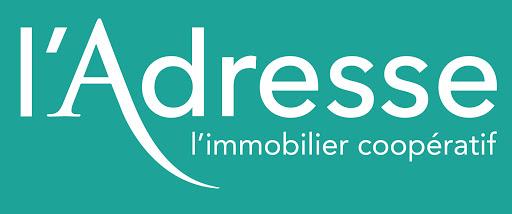 Logo de L'ADRESSE PRESTIGE IMMOBILIER ATLANTIQUE