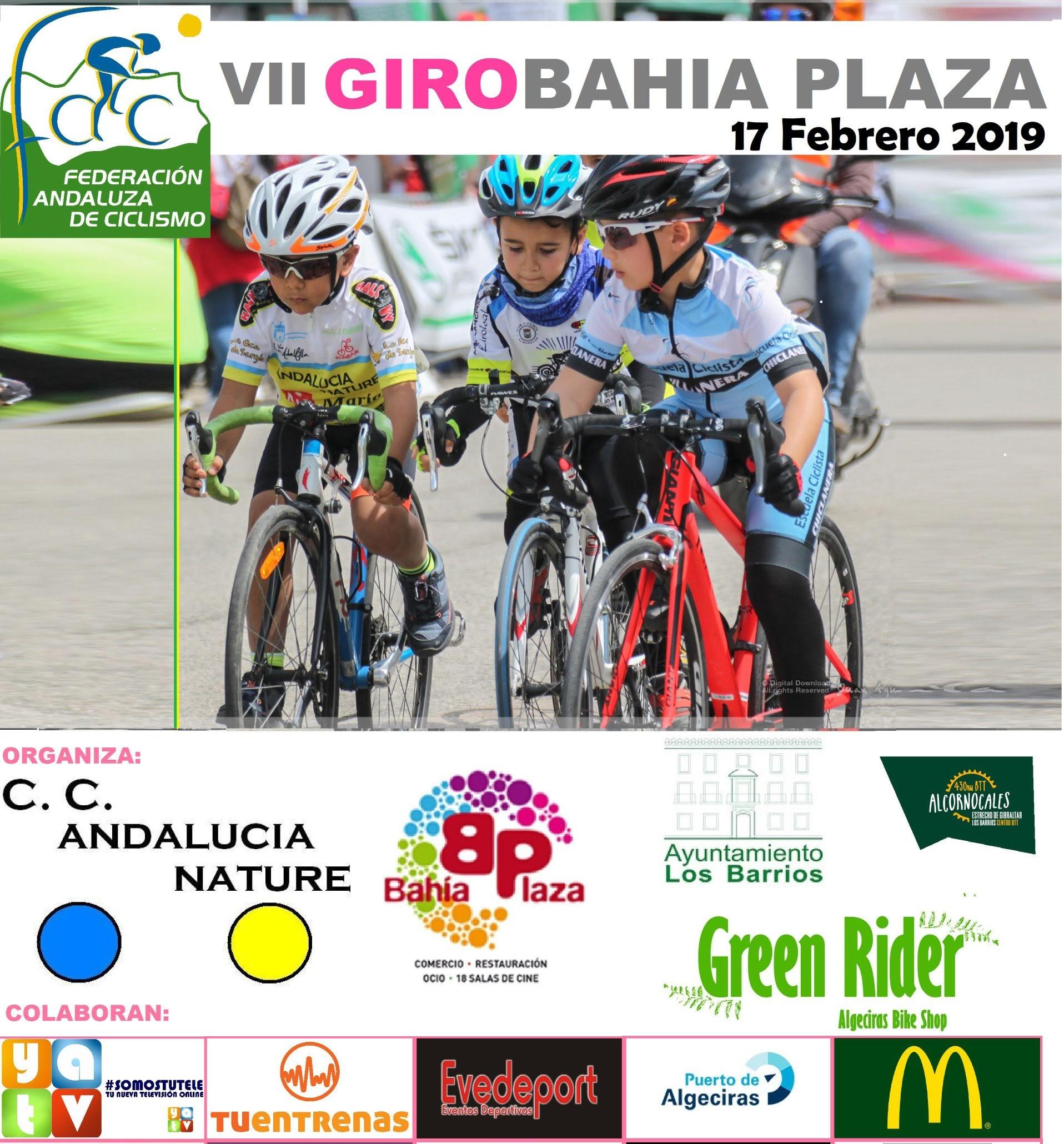 Ciclismo, previa Giro Bahía Plaza