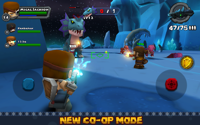 Call of Mini Dino Hunter Screenshot Image