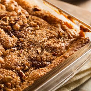 1. Maple Syrup Pecan Coffee Cake Recipe