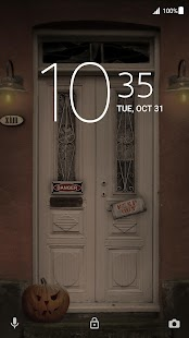 Xperia™ Haunted Halloween Theme - náhled