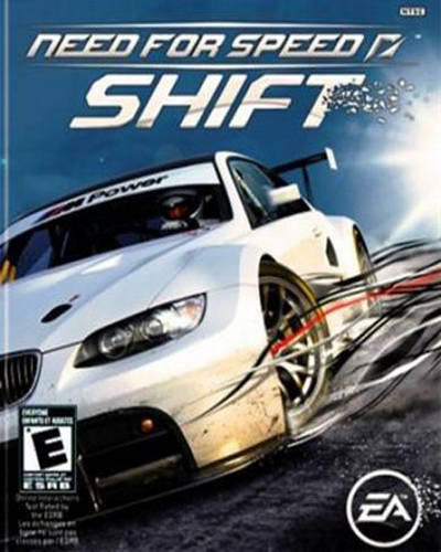 Need for Speed Shift HD - Signed for Symbian^3 s60 v5