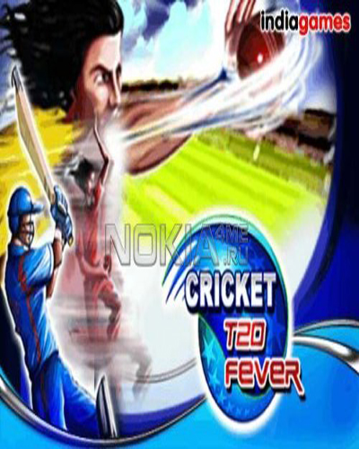 Cricket T20 Fever HD Signed for Symbian^3 s60 v5, v3