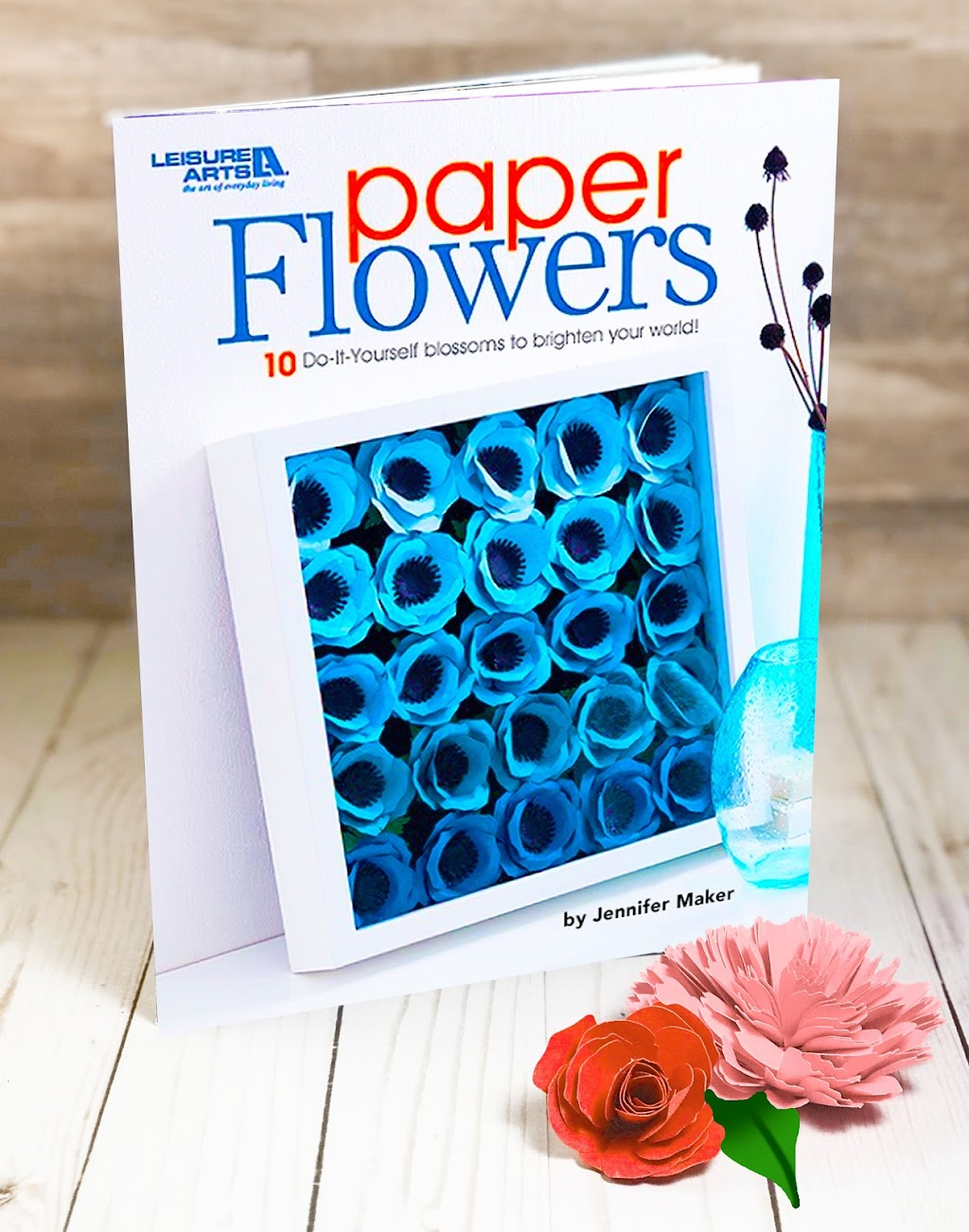 Paper Flowers Book Offer