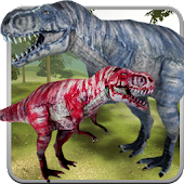 APK Game Killer Dinosaurs Attack for BB, BlackBerry